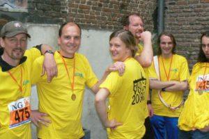 team zeeland marathon 2009